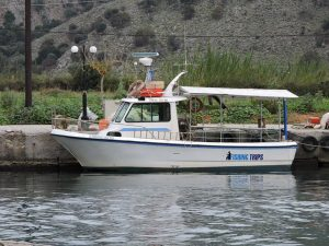 Fishing Boat Rent Crete