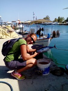 Go fishing on Crete